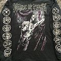 Cradle Of Filth - Total fucking darkness  LS  TShirt or Longsleeve