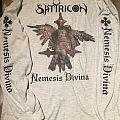 Satyricon - Nemesis Divina longsleeve grey TShirt or Longsleeve