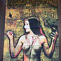 Cradle Of Filth -Praise the Whore '99 poster flag