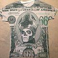 Ghost - Papa Emeritus III all over print TShirt or Longsleeve