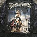 Cradle Of Filth - spearheading millenial war LS TShirt or Longsleeve