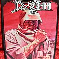 Death - Leprosy Backpatch