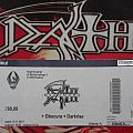 Death To All Ticket !!! Other Collectable