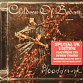 Children Of Bodom - Blooddrunk CD Tape / Vinyl / CD / Recording etc