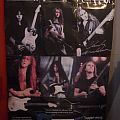 Guitarists Poster Other Collectable