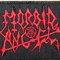 Morbid Angel Patch