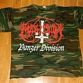 "Marduk ""Panzerdiv."" Camo T-shirt"
