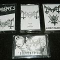 Mayhem Cassettes Tape / Vinyl / CD / Recording etc