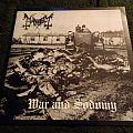 Mayhem - War And Sodomy LP Tape / Vinyl / CD / Recording etc