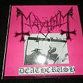 Mayhem - Deathcrush MLP Posercorpse Tape / Vinyl / CD / Recording etc