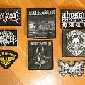 Misc. Metal Patches for trade!