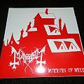 Mayhem - Horrors Of Hell LP Tape / Vinyl / CD / Recording etc