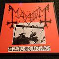 Mayhem - Deathcrush LP DSP version Tape / Vinyl / CD / Recording etc