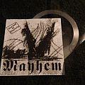 Mayhem - Cursed in Eternity Flexi disc Tape / Vinyl / CD / Recording etc
