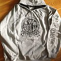 "Armagedda ""Ond spiritism"" hoodie size XL"
