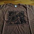 "Armagedda ""Ond spiritism"" shirt size L"