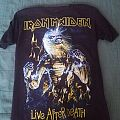Iron Maiden Live After Death TShirt or Longsleeve