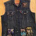 Mon vest de bataille Battle Jacket
