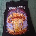 Megadeth CTE TShirt or Longsleeve