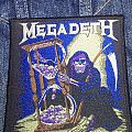 My new Megadeth patch