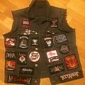 My Battle jacket update