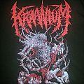 TShirt or Longsleeve - kraanium - pleasure through horrendous torture tshirt