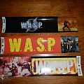 Other Collectable - Vintage W.A.S.P. stickers