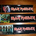 Other Collectable - More Vintage Iron Maiden stickers.