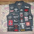 Battle Jacket - Check out my battle jacket !