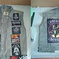 Check out my simple battle jacket