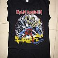 Iron Maiden - TShirt or Longsleeve - IRON MAIDEN Number Of The Beast 1982 muscle shirt