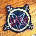 DIY Slayer Pentagram Patch
