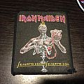 Iron Maiden - Patch - Iron Maiden - Seventh Son patch