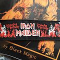 Iron Maiden - Patch - Iron Maiden - The Number of The Beast stripe