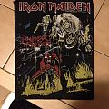 Iron Maiden - The Number Of The Beast backpatch
