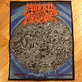 Morbid Angel - Patch - Morbid Angel - Altars of Madness cover backpatch