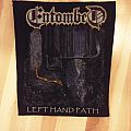 Entombed - Left Hand Path backpatch
