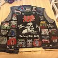 Tombstone vest finally completed - 2014-10-06 Battle Jacket