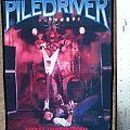 Piledriver - Patch - Piledriver - Metal Inquisition Back Patch