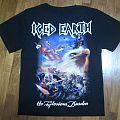 iced earth the glorious burden shirt