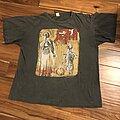 Death - TShirt or Longsleeve - 1991 Death human tour shirt XL