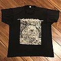 Carcass - TShirt or Longsleeve - 1990 Carcass reek of putrefaction shirt L