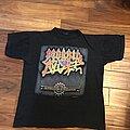 Morbid Angel - TShirt or Longsleeve - 1992 Morbid Angel 'Abominations of Desolation' earache shirt