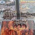 Death Metal pins Other Collectable
