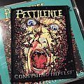 Pestilence - Patch - Pestilence Consuming Impulse Bootleg Patch