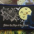 Cruel Force Under the Sign of the Moon Patch