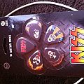 KISS guitar picks Other Collectable