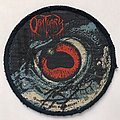 Obituary - Patch - Obituary: Cause of Death (Blue Border)