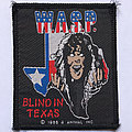 W.A.S.P. - Patch - W.A.S.P.: Blind In Texas