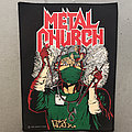 Metal Church - Patch - Metal Church: Fake Healer